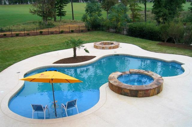 Nice ... Swimming Pools And Water Feature Play A Key Role In Validating A  Venueu0027s Worth. Let Backyard Oasis Pools Help You Make A Powerful First  Impression.
