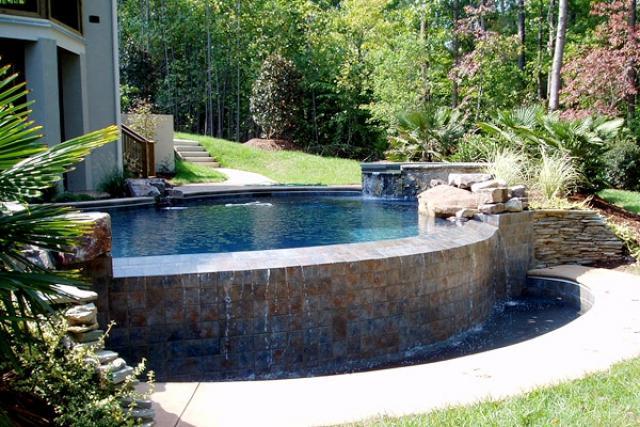 WaterFeatures19 - Backyard Oasis Pools
