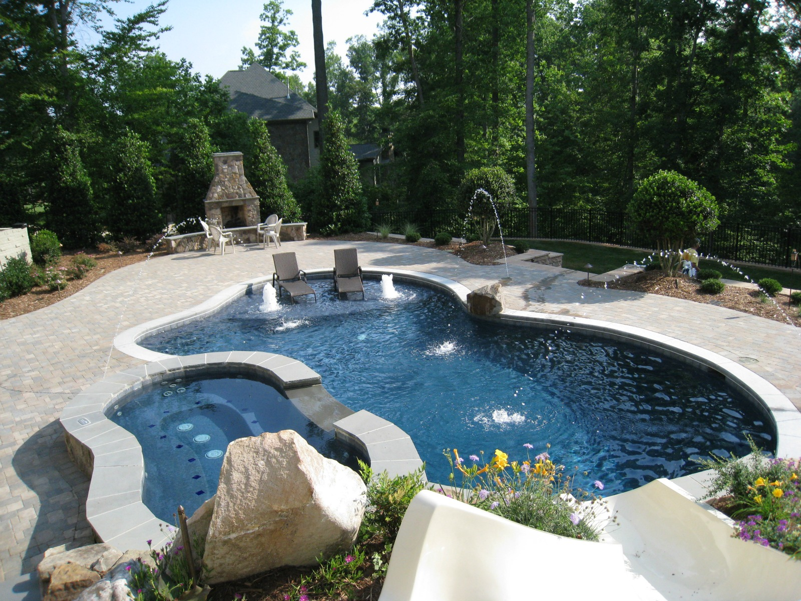 Home- Backyard Oasis Pools- High Quality Pool Installation ...