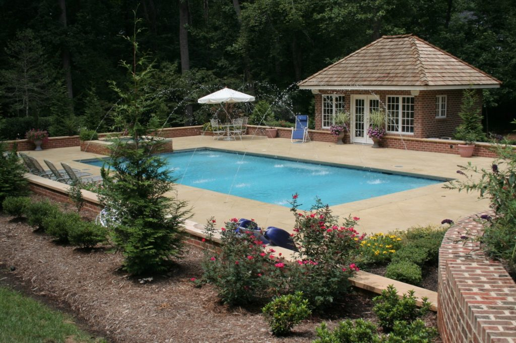 Spring Landscaping Ideas Backyard Oasis Pools